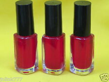 Lot 3x Loreal Mini Top Coat/Nail Polish