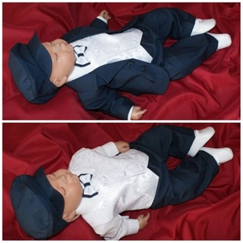 Kinderanzug Taufanzug Festanzug Babyanzug Anzug Taufgewand Neu Nr.0hb67