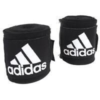 Bandage Boxe Adidas Bandes De Maintien Noir Noir 23028 - Neuf