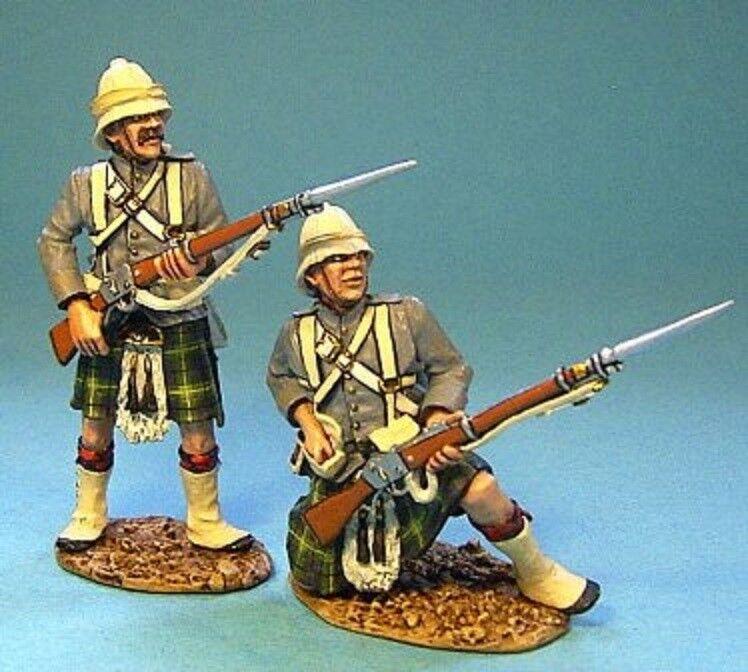 JOHN JENKINS First Sudan War GDH01 Gordon Highlanders Loading 2 FIGS MIB