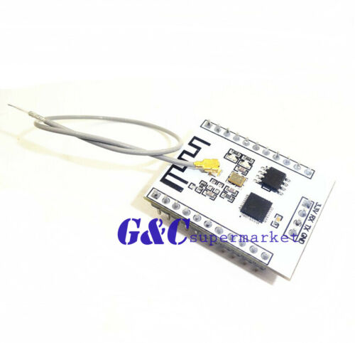 5pcs ESP8266 Serial Port Send Receive IO Lead Out WIFI Wireless ESP-201 M97 new