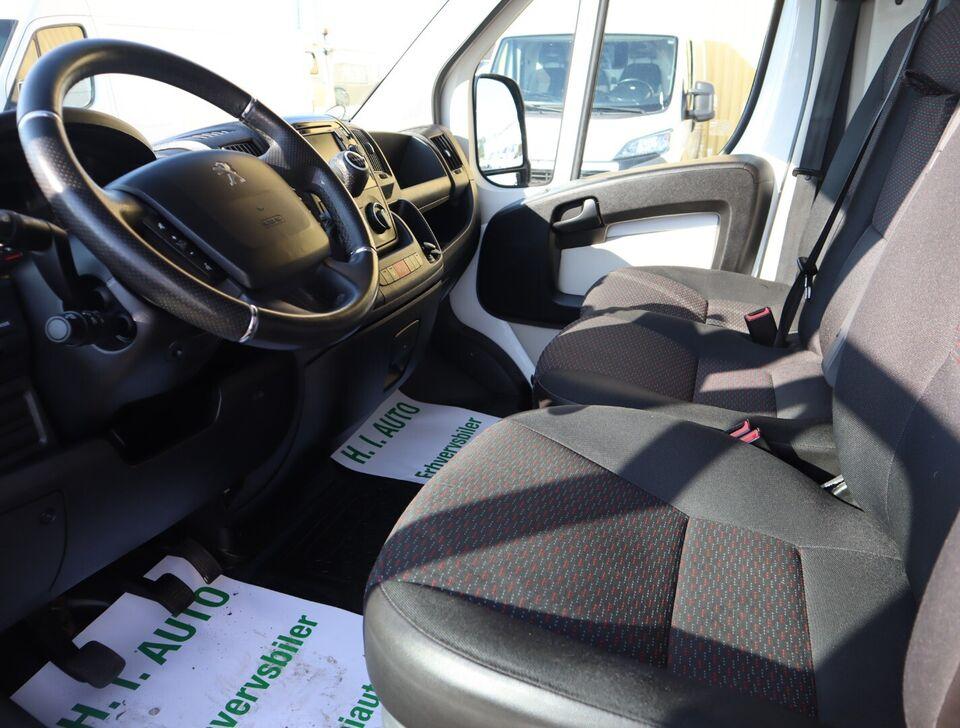 Peugeot Boxer 435 2,2 HDi 150 Kassevogn L3H2 d Diesel
