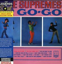 The Supremes - Supremes a Go-Go [New CD] Ltd Ed, Rmst, Collector's Ed