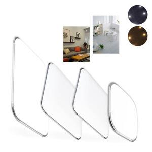 12W-96W-LED-Deckenleuchte-Deckenlampe-Badleuchte-Wohnzimmer-Leuchten-IP44-Eckig