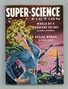 Super-Science-Fiction-Pulp-Vol-1-4-VG-3-5-1957