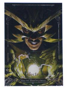 2018-Upper-Deck-Marvel-Masterpieces-Electro-Base-Card-16-Bianchi-235-1999