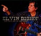 She Puts Me In the Mood [Digipak] by Elvin Bishop (CD, Nov-2012, Blues Boulevard)