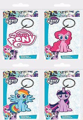 My Little Pony PVC// Rubber Keyrings UK Seller
