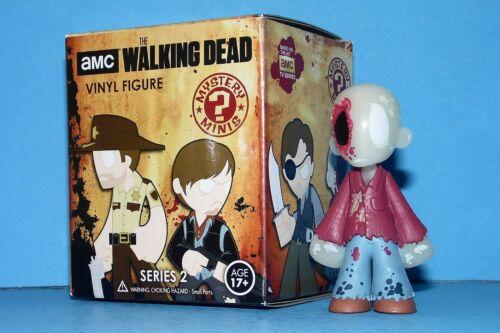 """Walking Dead Series 2 AMC 3/"""" Mystery Minis By Funko Missing Eye Walker GLOW 1//24"""