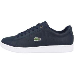 Lacoste-Carnaby-EVO-118-2-Leather-Schuhe-Herren-Sneaker-navy-7-35SPM0005-NT9