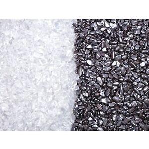 Ladesteine-und-Entladesteine-Bergkristall-Haematit-Mini-Chips-400-gr-je-200-gr