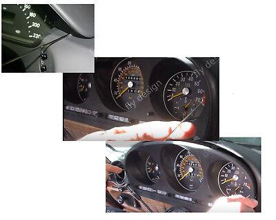 Ausziehhaken Set Tacho Kombiinstrument Haken für MERCEDES SL 107 129 SLK 171 170