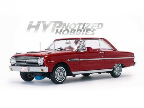 SUNEstrella 1 18 American Collectibles 1963 Ford Falcon Hard Top SS4544