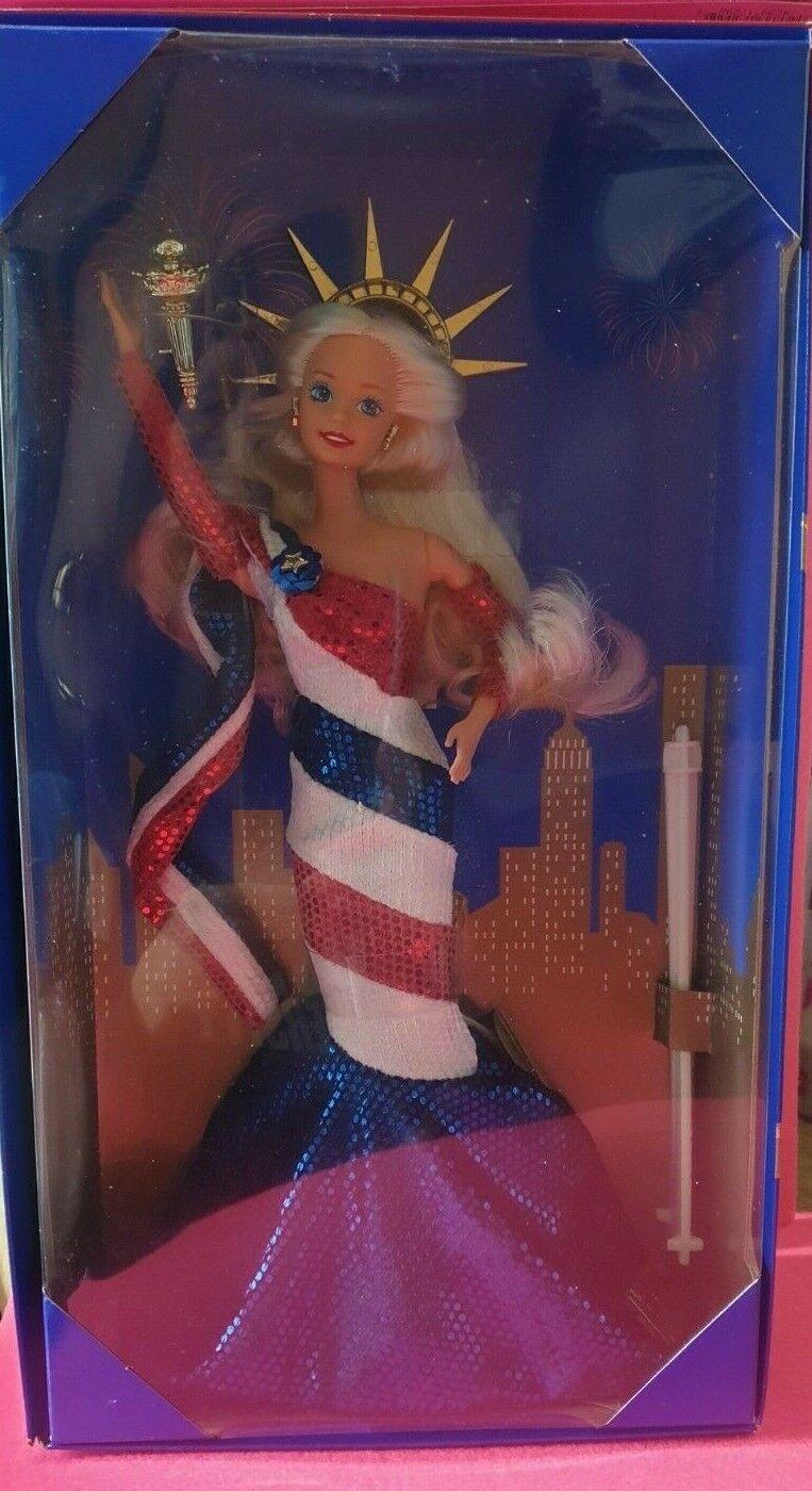 Barbie Mattel Statue Of Liberty F.A.O Schwartz 95'
