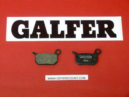 Plaquettes de frein Galfer pour vélo Bicyclette rectangulaires FD230