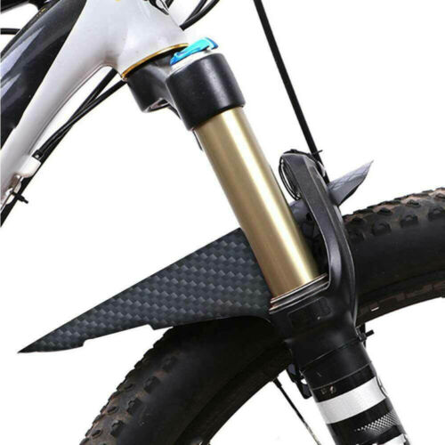 Cycling Bike Front Tire Fender Flectional Mudguard Set for Mountain Bicycle Road