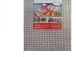 Grillmatte Für Gasgrill : Stück grillmatte backmatte cm für grillrost schwenkgrill
