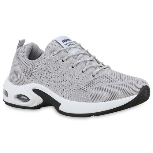 Herren Sportschuhe Laufschuhe Turnschuhe Schnürer Sneaker 825937 Trendy Neu