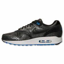 factory price 90e9a 8215d item 3 Nike Men's Air Max 1 Deluxe Size 8 NEW 684708-001 Safari Black Hyper  Cobalt Blue -Nike Men's Air Max 1 Deluxe Size 8 NEW 684708-001 Safari Black  ...