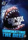 Shark Week: Dominating the Deep (DVD, 2015, 3-Disc Set)