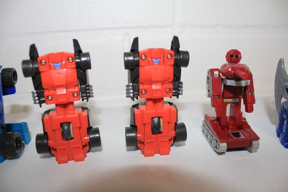 G1 Transformers