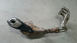Yamaha-MT09-Exhaust-Muffler-Original-OEM-used-BS2-14710-00
