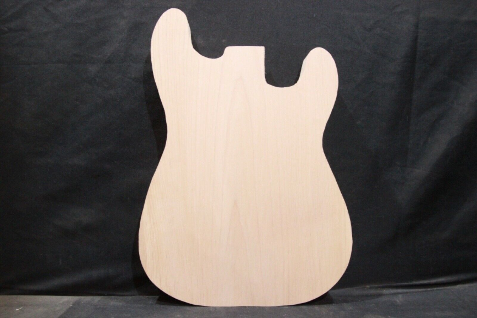Alder 1-piece guitar body blank   Cut to  STRAT  shape    2367