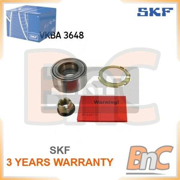 Pleasant Genuine Skf Hd Front Wheel Bearing Kit For Opel Vauxhall Nissan Renault Download Free Architecture Designs Scobabritishbridgeorg