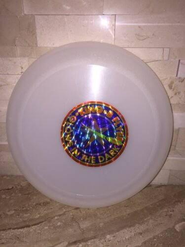 Details about  /KING B FLYER GLOW IN THE DARK FRISBEE