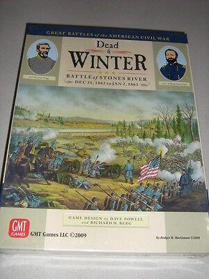 Dead of Winter: Battle of Stones River, Dec 31, 1862 to Jan 2, 1863 (New)