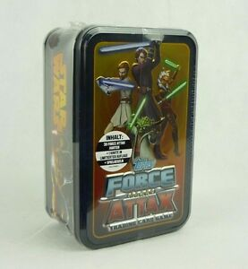 Topps-Star-Wars-Force-Attax-Trading-Card-Game-Collector-Tin-Collector-Tin