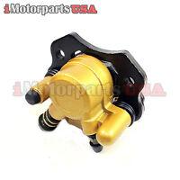 Rear Disc Brake Caliper For Eton Viper 50 70 90 Atv Part 6350001 Replace 610142