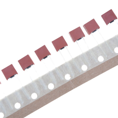 50pcs T3.15A T3150mA 3.15A Square Miniature Micro Fuse Slow Blow Fuse 250V Fad~!