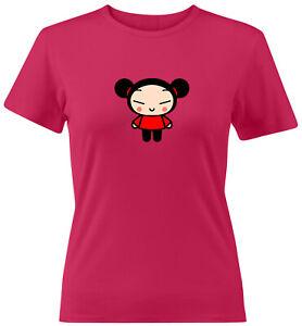 Pucca-Love-Garu-Cute-Korean-Show-Kawaii-Gift-Shirt-Junior-Girl-Women-Tee-T-Shirt