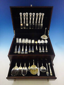 Lancaster-by-Gorham-Sterling-Silver-Flatware-Set-For-8-Service-60-Pieces
