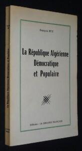 ObéIssant La République Algérienne Démocratique Et Populaire Apparence Attractive
