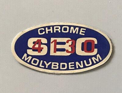 The Sting original NOS stickers Schwinn BMX DriMark Downtube decals