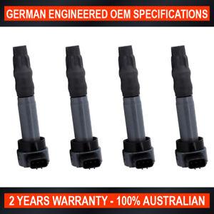 4x-Ignition-Coil-for-Mitsubishi-Lancer-CH-Outlander-Grandis-2-4L-4G69