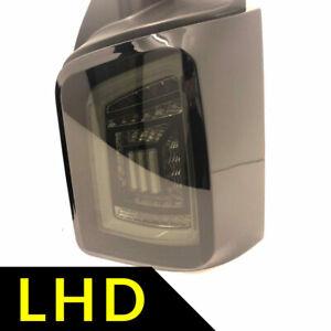 VW-T5-amp-T5-1-LED-LHD-Tailgate-White-Bars-Left-Hand-Drive-Van-only-MK3