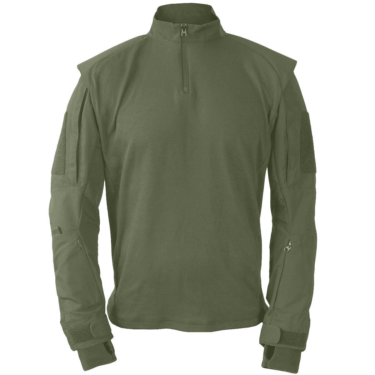 Propper TAC.U Combat Shirt Mens Durable UBACS Security Patrol Work Uniform Olive