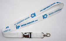 Inter Content + Inter Publish Schlüsselband Lanyard NEU (A45)