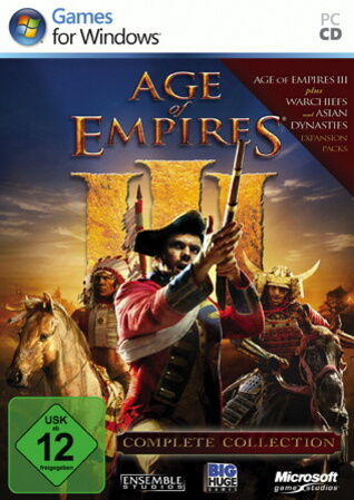 1 von 1 - Age Of Empires III - Complete Collection (PC, 2009)