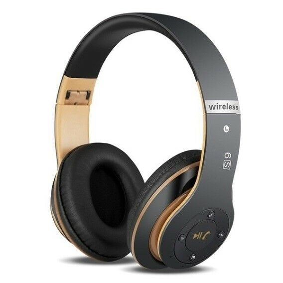 Bluetooth Sport Kopfhörer Wirelss Bluetooth 4.0 | faltbar | Ohrpolster | SDCard