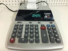 Canon MP11DX - 2 Color Heavy Duty Printing Calculator Adding Machine