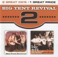 Big Tent Revival (self-titled) / Open All Nite - Big Tent Revival (2cd, 2010)