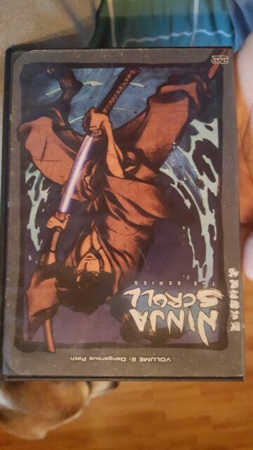Ninja Scroll The Series Vol 2 Dangerous Path Dvd 2004 For Sale Online Ebay