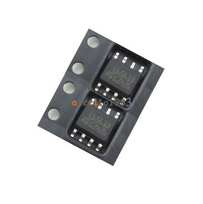 5PCS L6561D L6561 ST POWER FACTOR CORRECTOR SOP-8 SOP8 SMD L78
