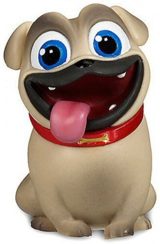 Loose Disney Junior Puppy Dog Pals Rolly Exclusive 3-Inch PVC Figure