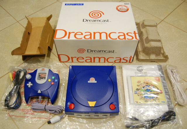 Custom Dreamcast Model Gundam RX78 System 71/78 * BRAND NEW * Maziora S.T.A.R.S.