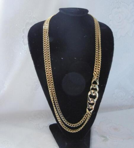 VINTAGE GIVENCHY COUTURE 1970s Chain Necklace